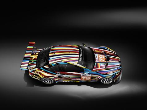 Jeff Koons BMW Art Car 4