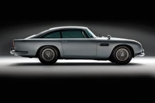 Aston Martin DB5 James Bond 6