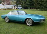 00 The Only Pininfarina-Bodied 1963 Corvette 'Rondine' Concept 2