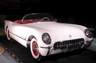 001 1953 Corvette C1