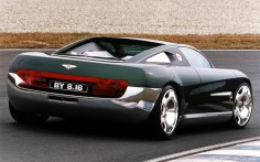 1999 Bentley Hunaudieres Concept