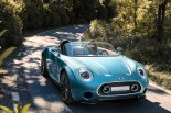 2014 Mini Superleggera Vision Concept 5