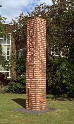 Gorse Hill Pillar