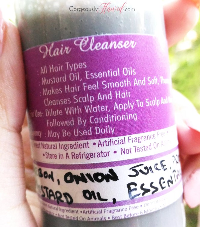 Aroma Essentials Hair Cleansers