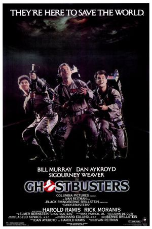 GHOSTBUSTERS~Ghostbusters-Posters