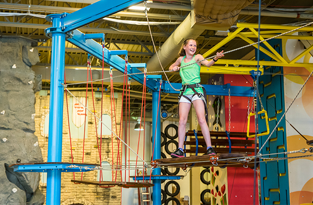The 7 Best Indoor Playgrounds to Beat the Winter Blues