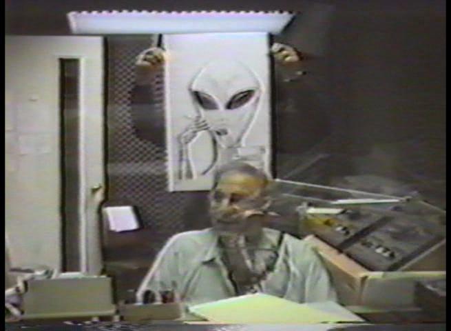 Billy In The Presence Of An Alien