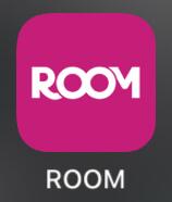 楽天ROOMアプリ画像