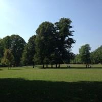 Visitar Lyon con niños: el parque de la Tête d'Or