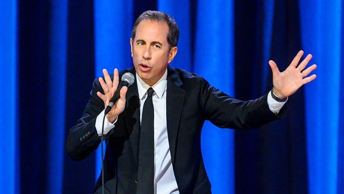 Jerry Seinfeld Tour 2021