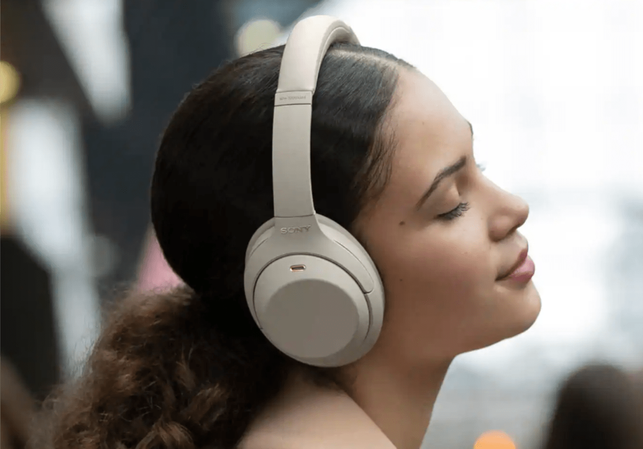 Sony WH-1000XM4 Noise Canceling Overhead Headphones