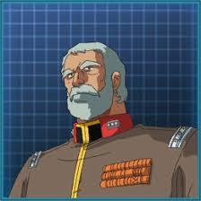 レビル将軍ニュータイプ