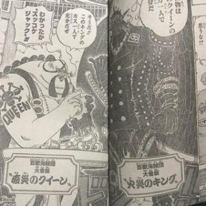 ワンピース925話ネタバレ黒ひげ懸賞金シリュウモリア