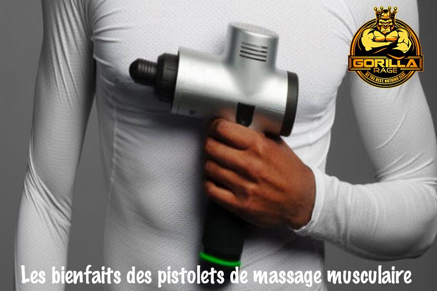 pistolet de massage musculaire