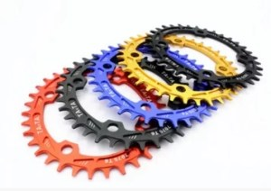 Narrow-wide-chainrings