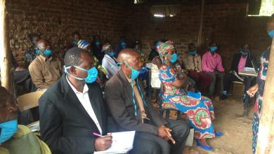 Photo of Kabare : La Fondation Panzi sensibilise les habitants de Kabamba sur le droit à l'héritage et les violences sexuelles.
