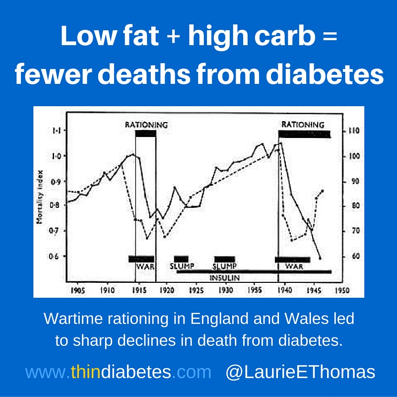 Low-Fat, High-Carb Diets Reverse Insulin Resistance