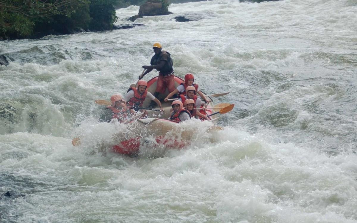 Jinja Tour, Source of the nile, whitewater rafting jinja