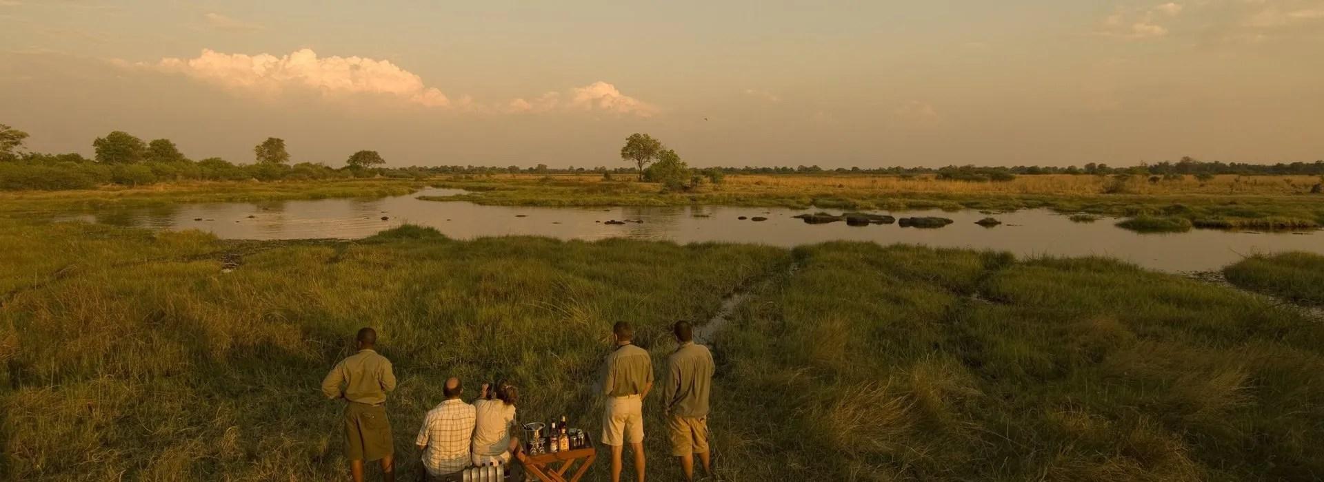On Uganda Safari