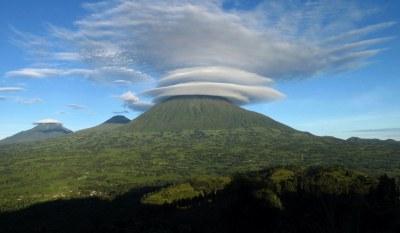 volcanoes national park rwanda