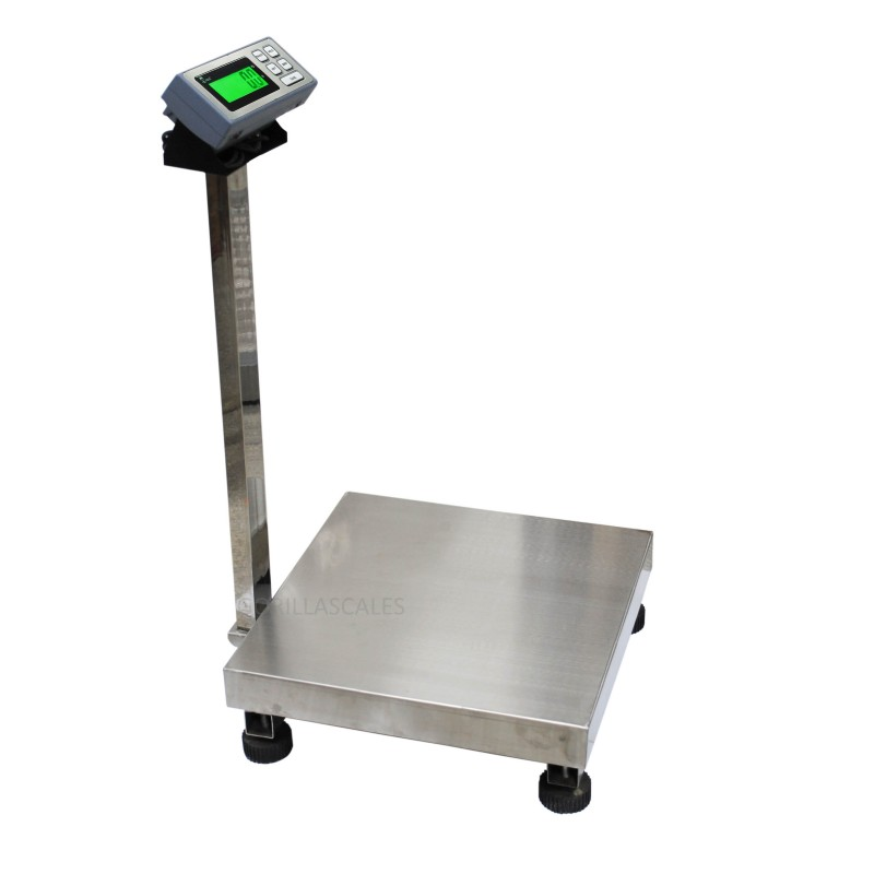 Tree LBS 500 Large Bench Shipping Scale Floor Industrial
