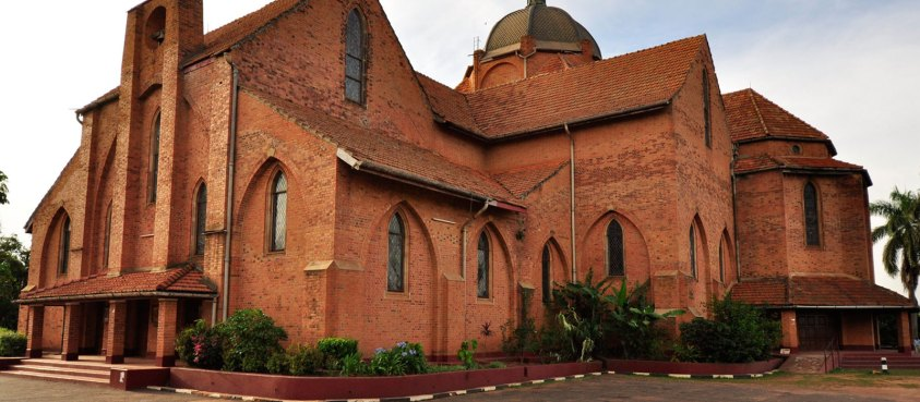 Namirembe Cathedral - Free Walking Tour in Kampala Uganda | Ummi Goes Where?