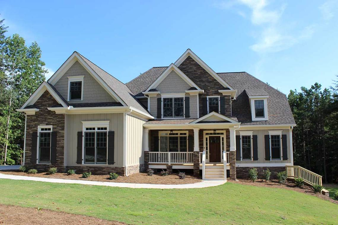 Custom Home Builders in Canton GA