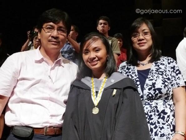 College Graduation at PICC (March 2009)