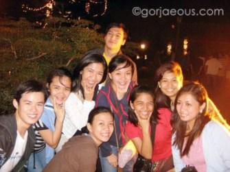 College Retreat at Caleruega (November 2008)