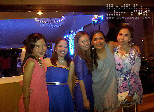 With Maria, Sweet, Emma, and Eunice