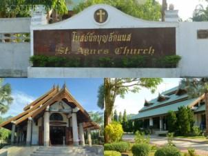 St. Agnes Church, Krabi, Thailand