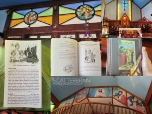 Inside St. Agnes Church