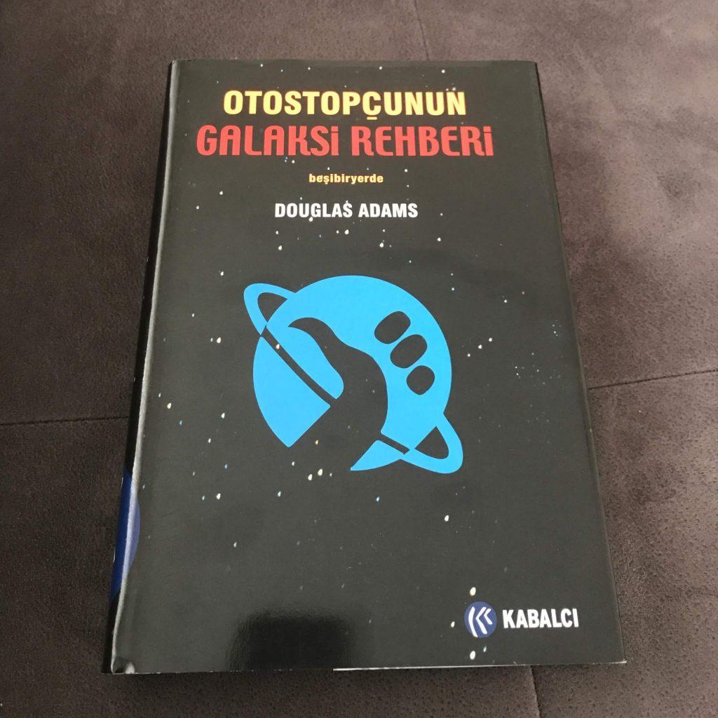 Otostopçunun Galaksi Rehberi - Douglas Adams