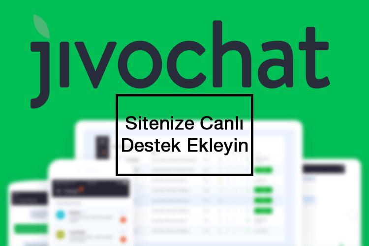 Canlı Destek Sistemi JivoChat