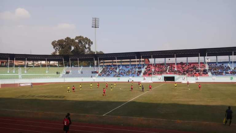 Army and Police played a goalless draw: Nepal Women's League Opening