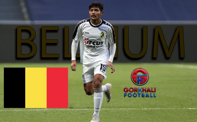 Bimal Gharti Magar in Belgium 2018/19