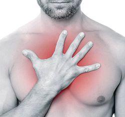 Сердцебиение отдает в горло