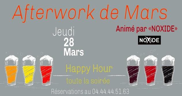 afterwork mars