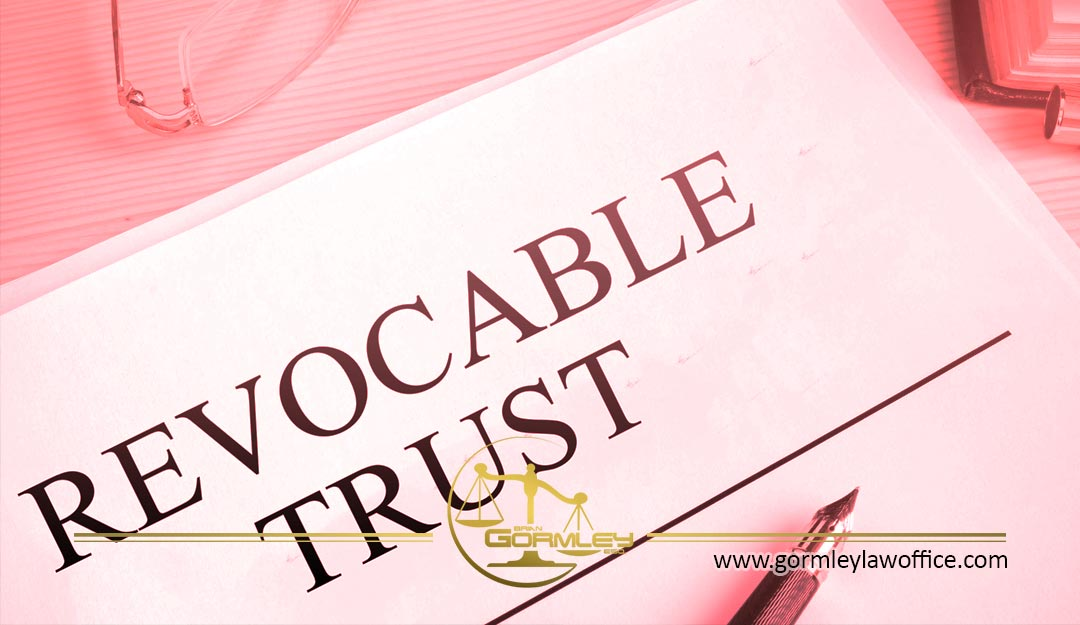 Notice of Revocable Trust