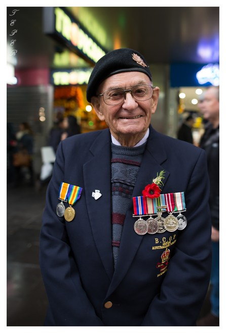 A Veteran of the occupation of Japan enjoys the day. 5D Mark III | 24mm 1.4 Art