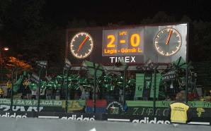 Legia Warszawa - GÓRNIK ŁĘCZNA 2006r.