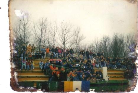 Górnik Łęczna vs. Granat Skarżysko Kamienna 15.04.1995