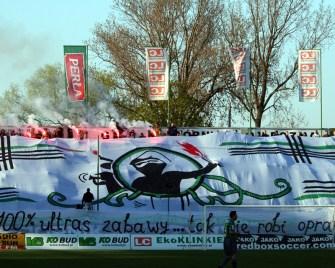 GÓRNIK ŁĘCZNA - Stal Stalowa Wola 2009r.