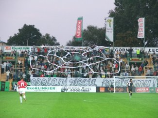 GÓRNIK ŁĘCZNA - Wisła Kraków 2005r.