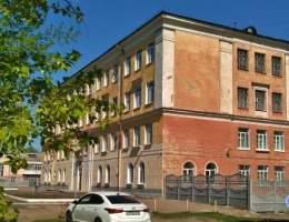 Школа № 20, Каменск-Уральский
