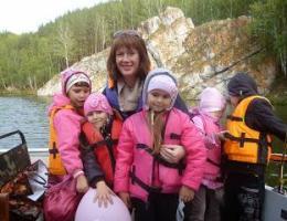 Путешествие по реке Исеть
