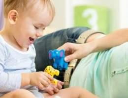 Игры и упражнения на втором году жизни ребенка