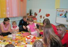 Мастер-класс по рисованию для малышей