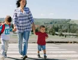 Воспитание грамотного пешехода в ДОУ №16