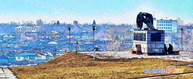 Каменск-Уральский монумент Пушка DSC00913